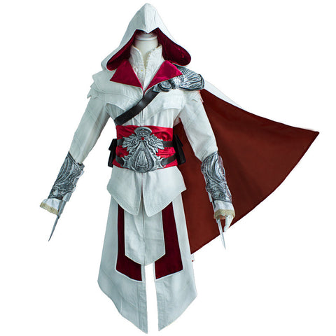 Assassins Creed Brotherhood Ezio Auditore Costume