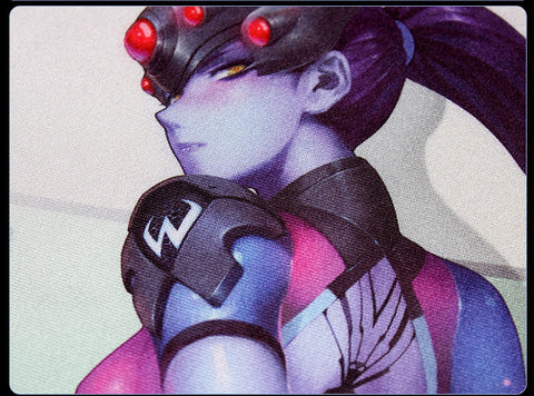 Overwatch Widowmaker 3D Mouse Pad