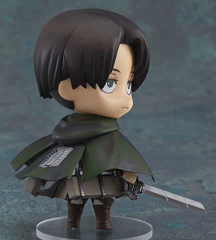 Attack on Titan Levi Ackerman Nendoroid