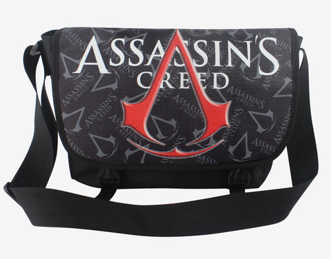Assassin's Creed Messenger Bag Black