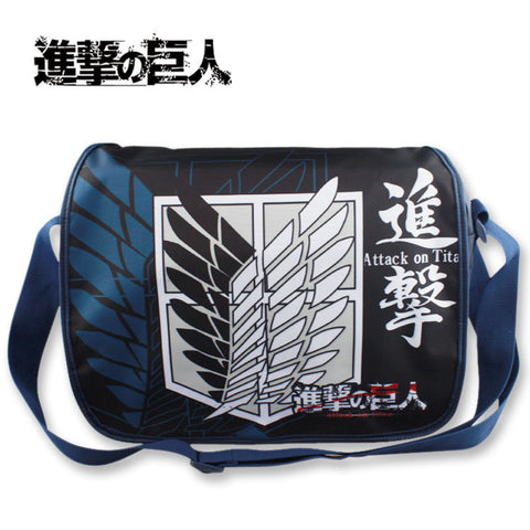 Attack on Titan Wings Of Liberty Messenger Bag