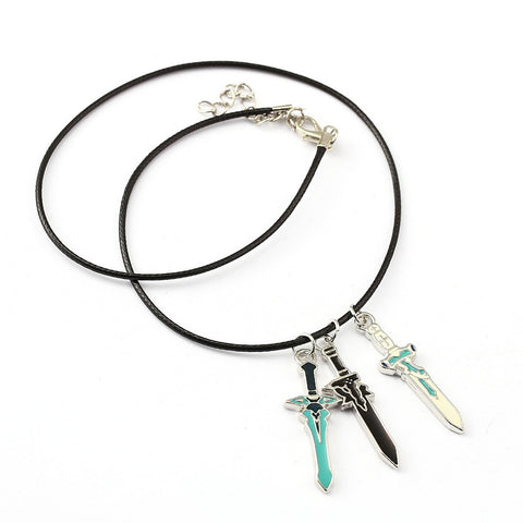 Sword Art Online Sword Necklace