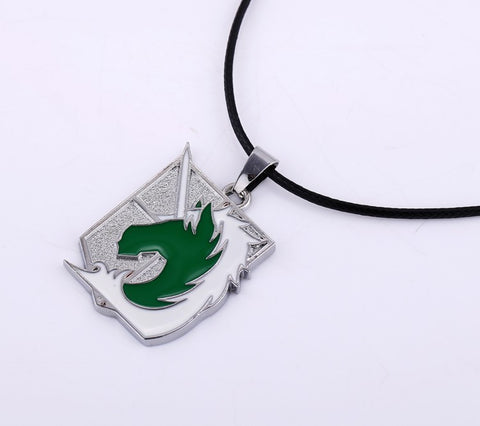 Attack on Titan Military Police Necklace