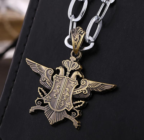 Black Butler Necklace