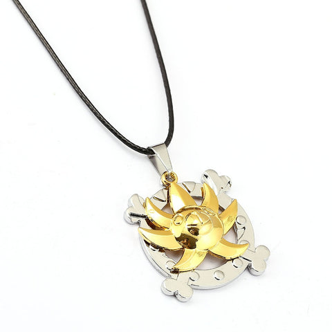One Piece Thousand Sunny Necklace