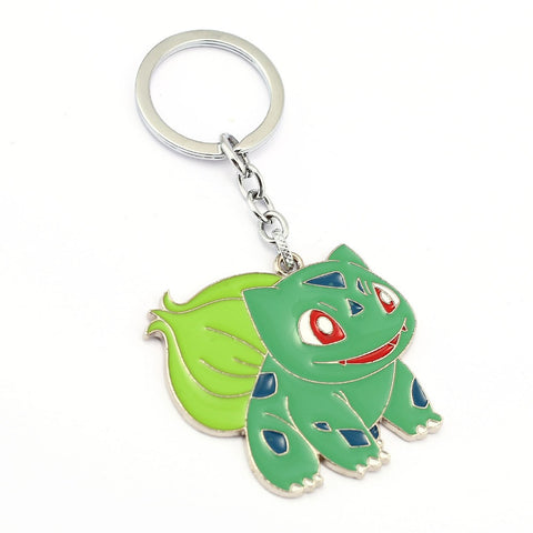 Pokemon Bulbasaur Key Chain