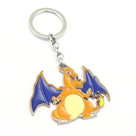 Pokemon Charizard Key Chain