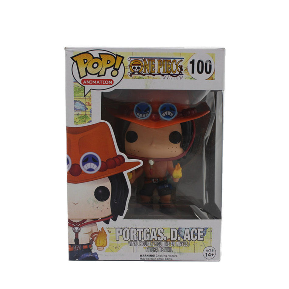 One Piece Ace Funko Pop Figure