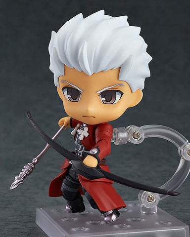 Fate Stay Night Emiya Shirou Archer Nendoroid