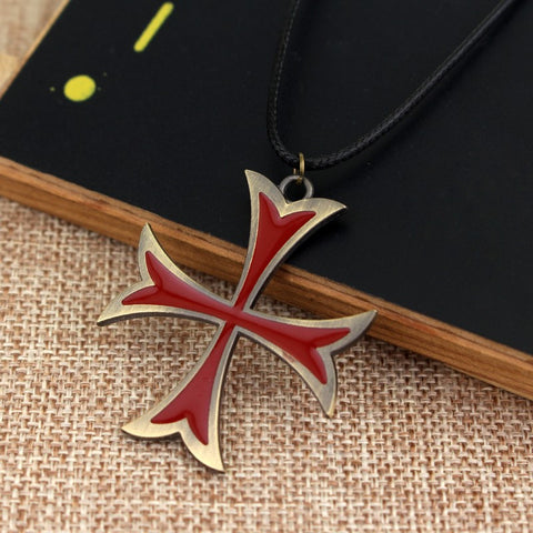Assassins Creed Templar Necklace