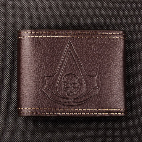 Assassins Creed Leather Wallet
