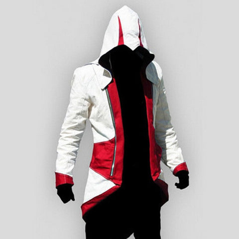 Assassins Creed III Hooded Jacket