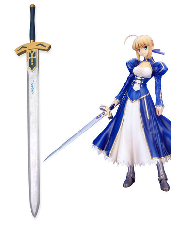 Fate Stay Night Saber Excalibur Wooden Sword