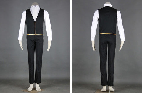 Gintama Okita Shinsengumi Cosplay Costume