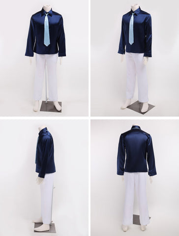 One Piece Monkey D Garp Cosplay Costume