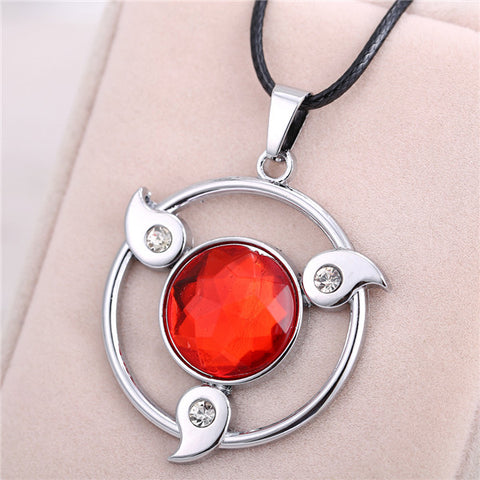 Naruto Sharingan Necklace