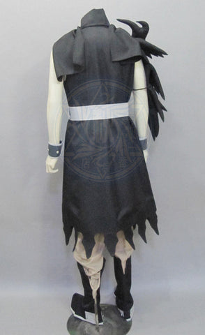 Fairy Tail Gajeel Seven Years Later Cosplay Costume