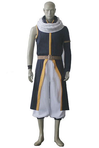 Fairy Tail Natsu Dragneel Seven Years Later Cosplay Costume