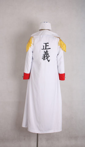 One Piece Akainu Sakazuki Cosplay Costume