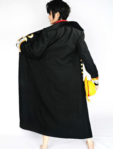 One Piece Monkey D Luffy Strong World Cosplay Costume