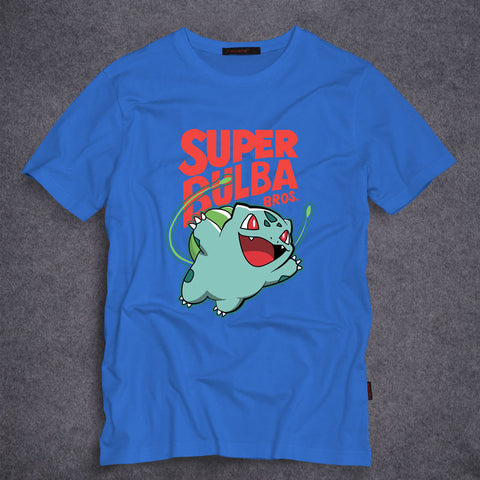 Pokemon Super Bulba Bros. T-Shirt