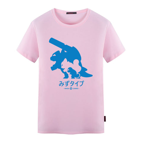Pokemon Squirtle Evolution T-Shirt