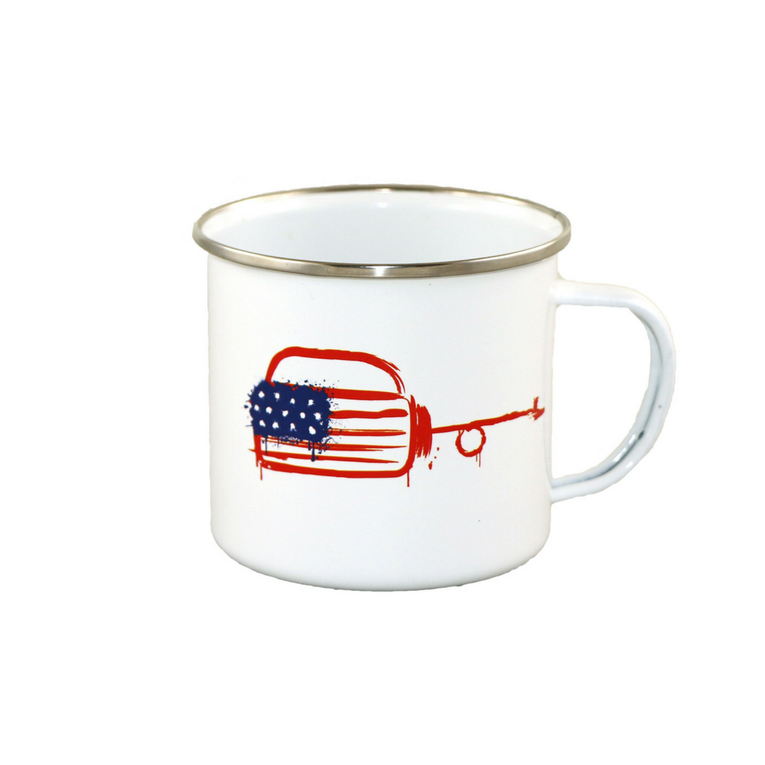 AMERICAN DRIP TORCH - COFFEE MUG