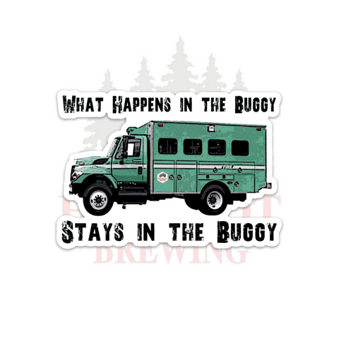 BUGGY LIFE - STICKER