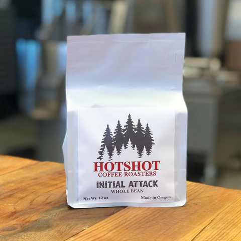 INITIAL ATTACK - COFFEE