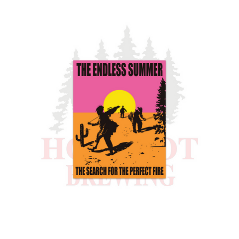 ENDLESS SUMMER - STICKER
