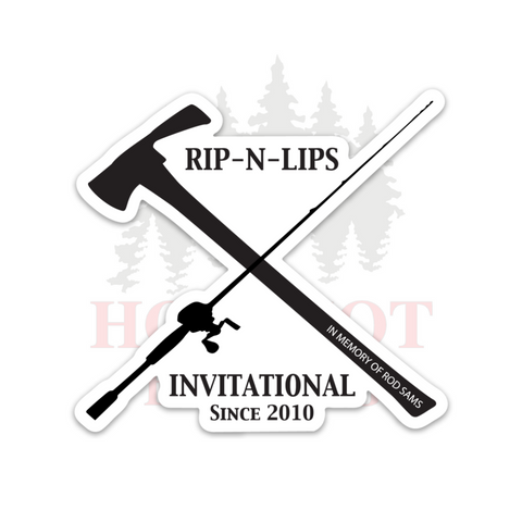 2019 RIP-N-LIPS - STICKER