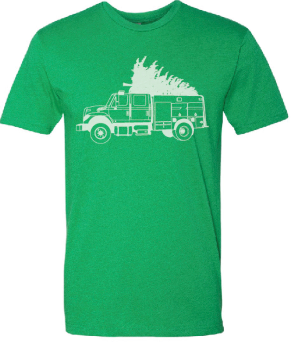 TYPE 3 TREE - TSHIRT