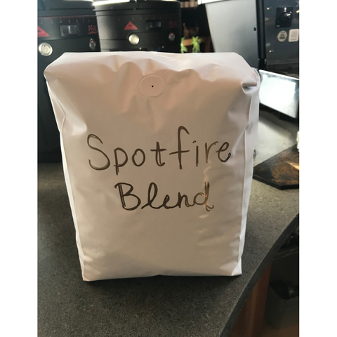 SPOT FIRE BLEND - COFFEE 5LB