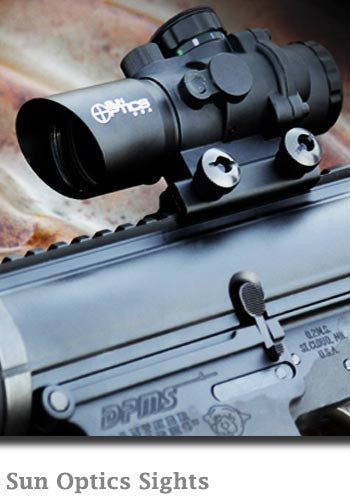 Cowboy Safes - Sun Optics - Scopes and Optics Review