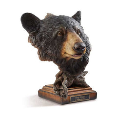 Deep Woods - Black Bear;  Sculpture by Stephen Herrero - 6567443575