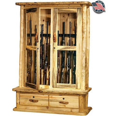 Mountain Woods Aspen 10-Gun Cabinet