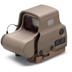 EOTech EXPS3-2 Holographic Weapon Sight 68 MOA Circle with (2) 1 MOA Dots Reticle CR123 Battery
