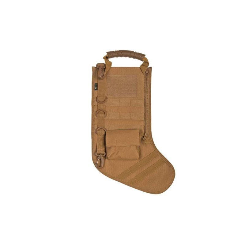 Osage River RuckUp Tactical Stocking - Khaki ORRUTSK ...