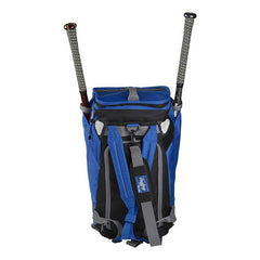 Rawlings R601 Hybrid Backpack/Duffel Players Bag - Royal R601-R