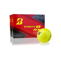 Bridgestone Tour B RX Golf Balls-Dozen Yellow 8DYX6D