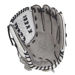 Rawlings Heart of the Hide 12.5in Softball Glove RH-Gray PRO125SB-18GW