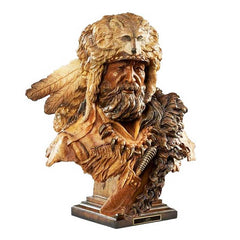 Legend - Mountain Man;  Sculpture by Stephen Herrero - 6567444984