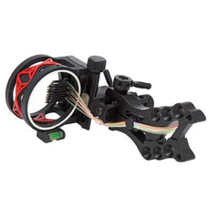 .30-06 Shocker 5 Pin Bow Sight w/Red Damper SH5-RD