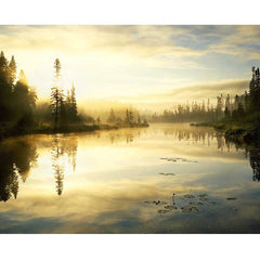 Serenity;  Wrapped Canvas Photograph by Travis Melin - F581700089