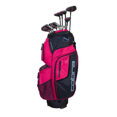 Cobra Complete Set F-Max Graphite Ladies CS13 with Bag BX2027RGLCS13