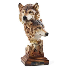 Kindred - Wolves;  Sculpture by Stephen Herrero - 6567412071