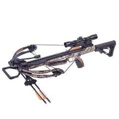 Crosman Mercenary 370 Crossbow - Camo AXCM175CK