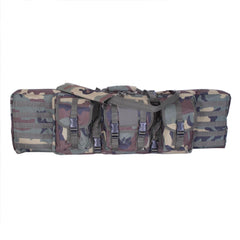 Voodoo Tactical 46  Padded Weapons Case Woodland Camo 15-7614005000