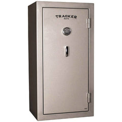 Tracker Safe TS24‐ESR‐GRY Tracker Model TS24 - 24 Long Gun Safe - Electric