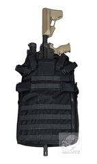 Voodoo Tactical Praetorian Rifle Pack Lite Black 15-0144001000